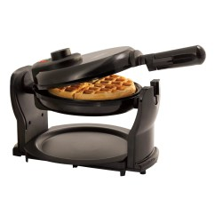 Bella Kitchen Islands Portable Dining Kohl S Rotating Waffle Maker