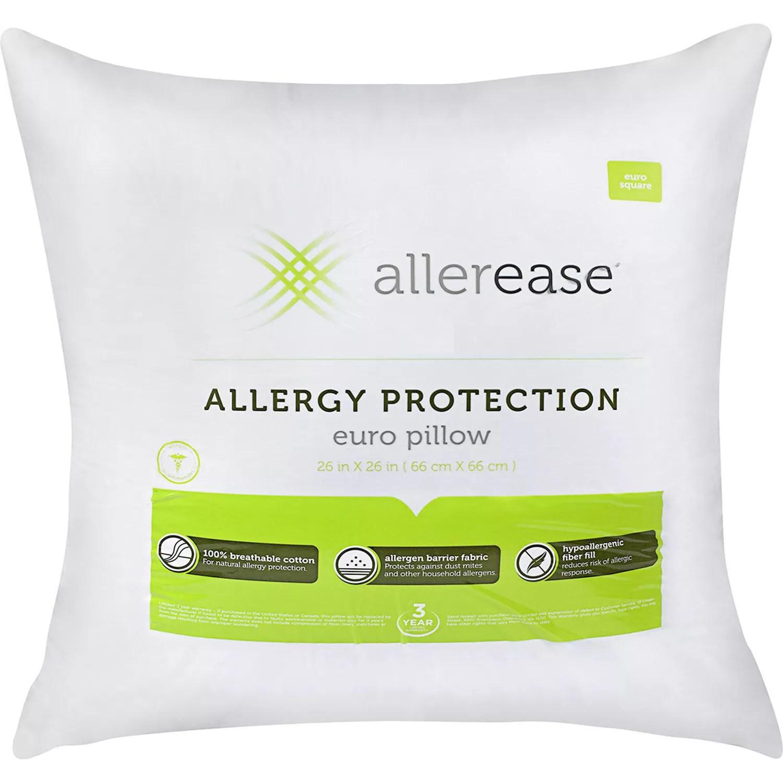 Allerease Euro Pillow