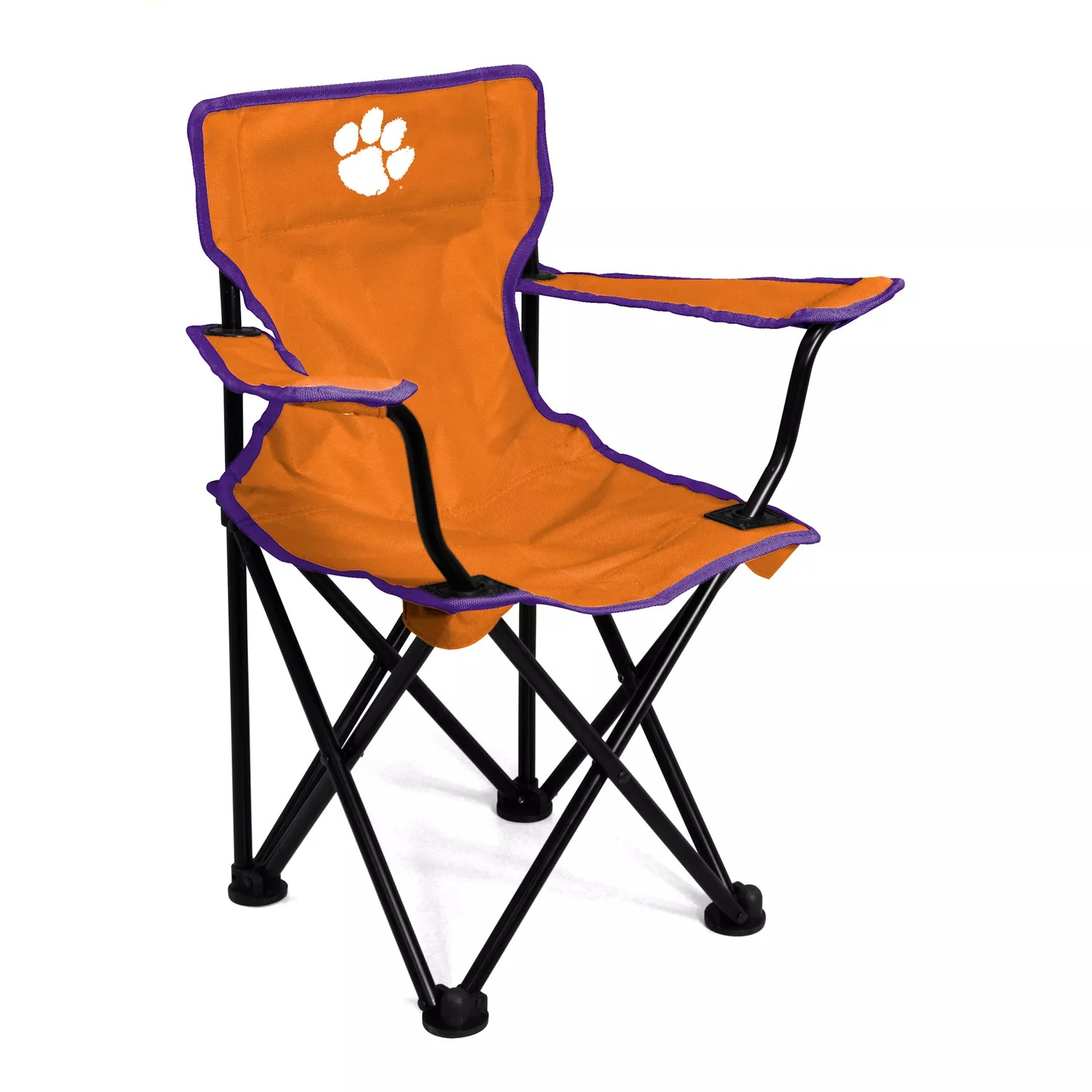 Clemson Tigers Portable Folding Chair  Toddler