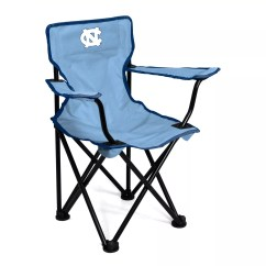 Folding Chair For Toddler Covers Lowes North Carolina Tar Heels Portable