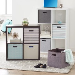 Storage For Living Room Furnishing A Tiny Furniture Kohl S Folding Bin Unit Collection