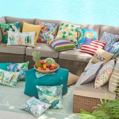 Kohls Outdoor Chair Cushions Mission Chairs For Sale Chaise Lounge Pads Home Decor Sonoma Goods Life Indoor Pillow Cushion Collection