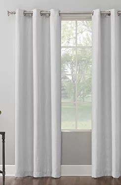 curtains and drapes shop window