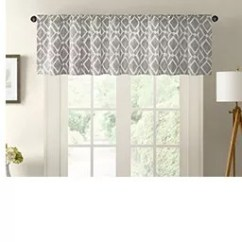 Kitchen Valance Patterns Country Style Table Curtains: Shop For Window Treatments & Curtains | Kohl's