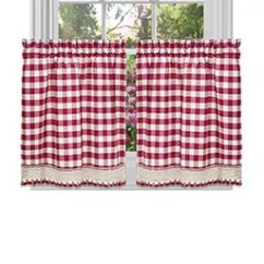 Kitchen Curtians Shabby Chic Decor Curtains Shop For Window Treatments Kohl S