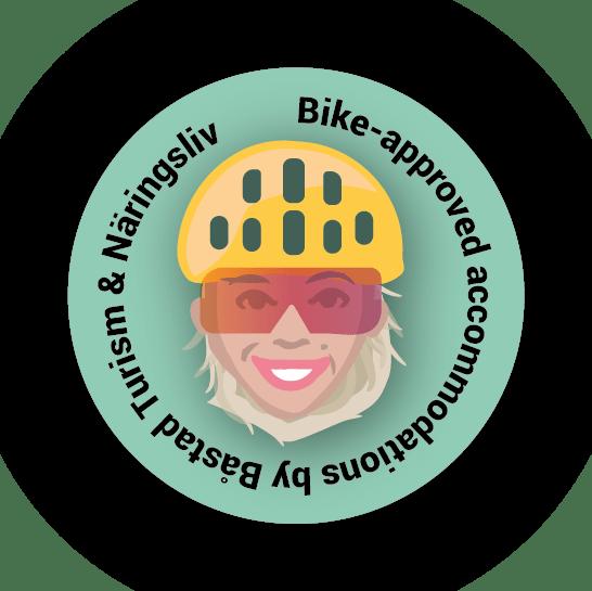 Bicycle freindly Accomodation Båstad Torekov