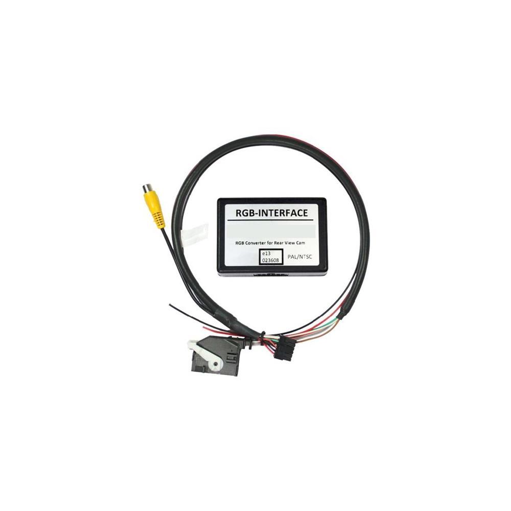 Rückfahrkamera Interface für VW, Seat und Skoda mit