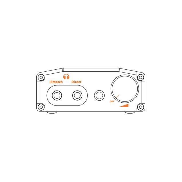 iFi nano iDSD Black Label Kopfhörerverstärker headphone