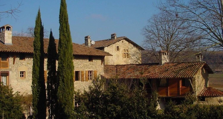 Maison Forte De Clrivaux Chtillon Saint Jean 26374