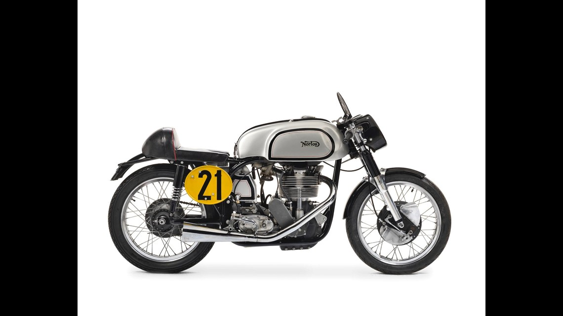 Classic motorcycle prices soar, but this Vincent tops them