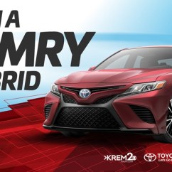 All New Camry Commercial Jual Bodykit Grand Avanza Win A Hybrid Sweepstakes Krem Com
