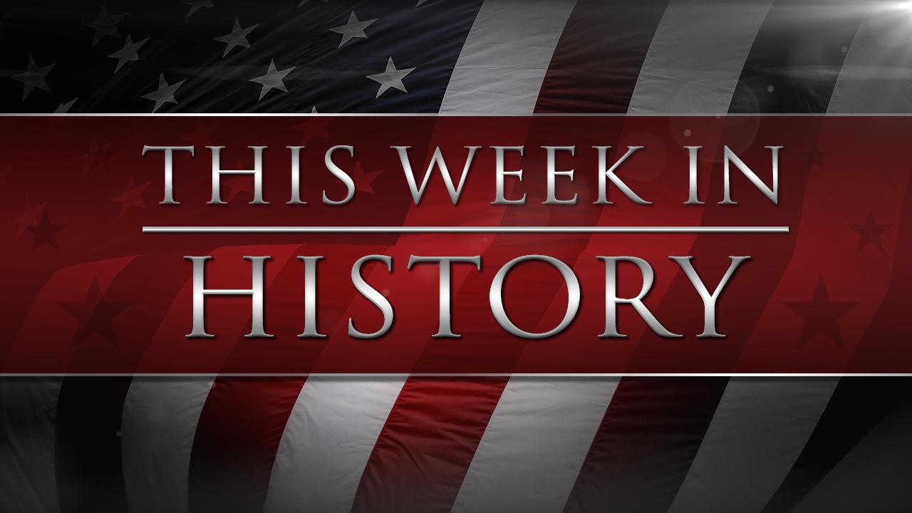 This Week In History Jan 1723