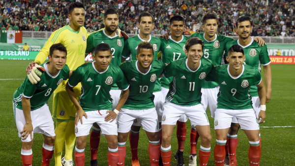 Mexico39s opponent for Gold Cup match at Alamodome announced