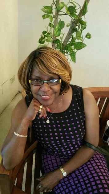 Queen Stewart, breast cancer survivor (photo courtesy of Christina Michelle / JBAA)