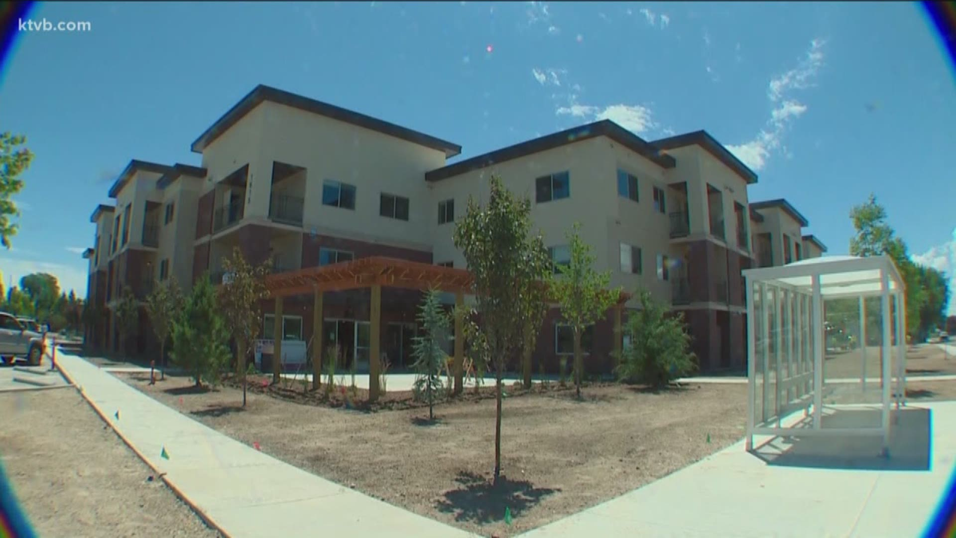 Affordable Housing Complex For Seniors Set To Open In