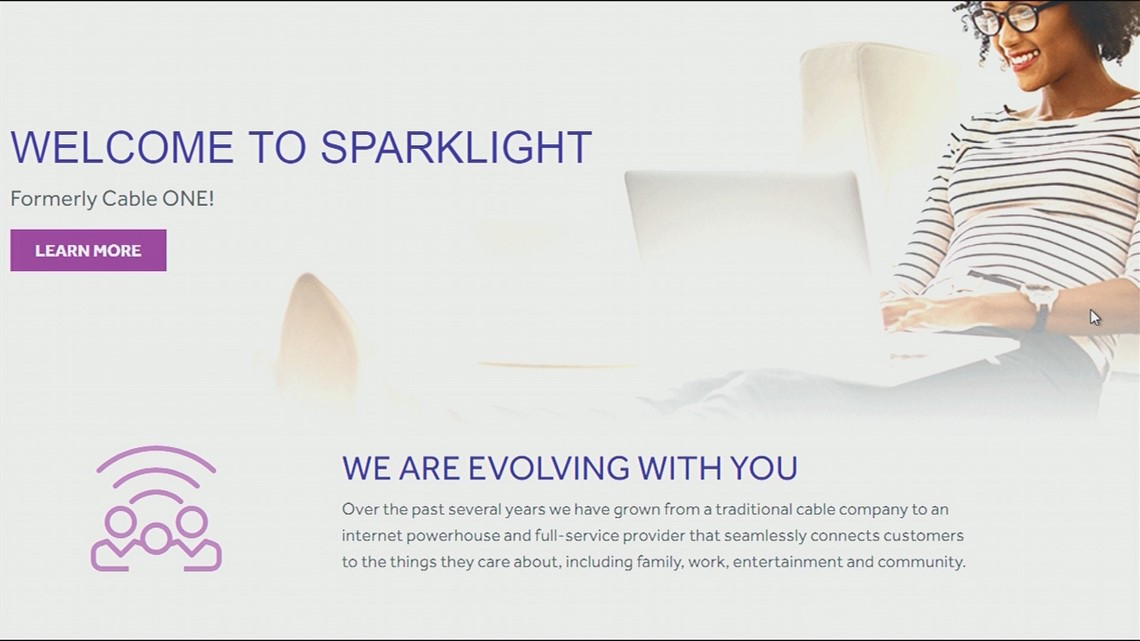 Cable ONE changing its brand to Sparklight  ktvbcom