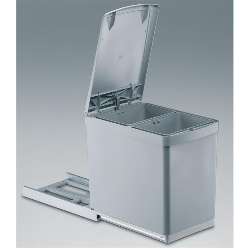 Einbau Abfallsammler Abfalleimer Mülleimer Küche Wesco