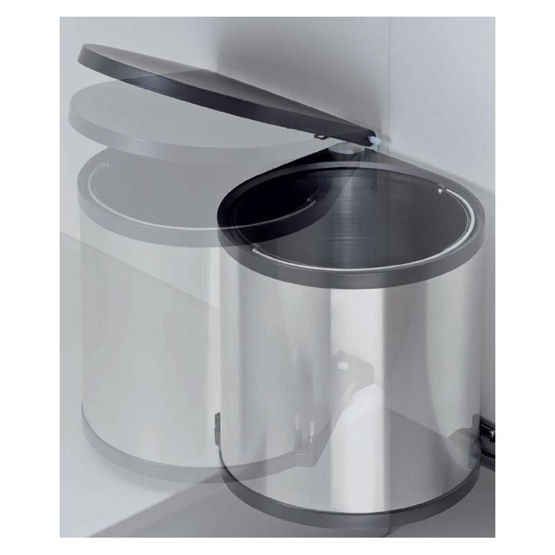 Einbau Mülleimer Rund | Einbau - Abfalleimer Für Die Küche ...
