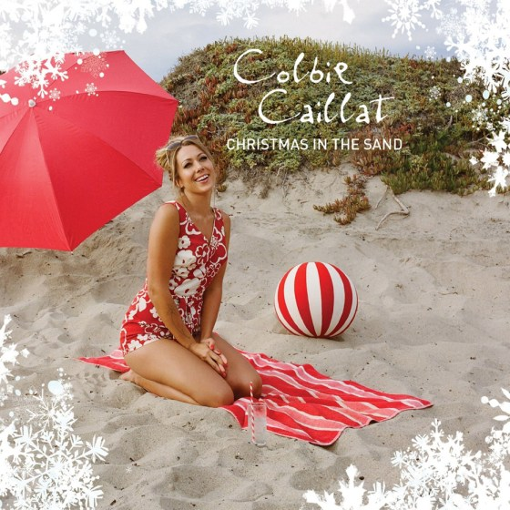 Collbie Caillat – Christmas in the sand