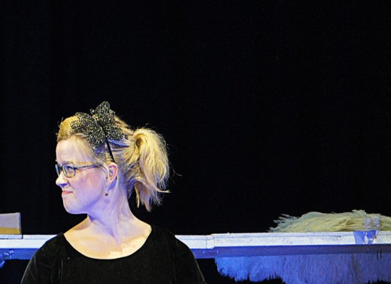 Dirigent Hanna Sandman