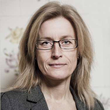 Eva Nilsson Bågenholm, regeringens äldresamordnare.