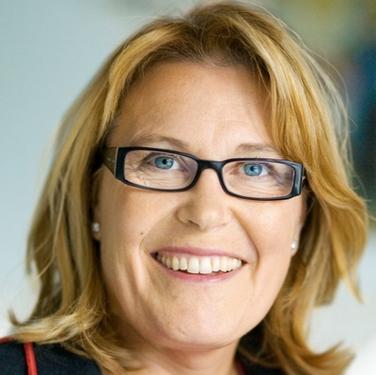 Statssekreterare Karin Johansson har varit pådrivande när det gäller vårdens IT-frågor.
