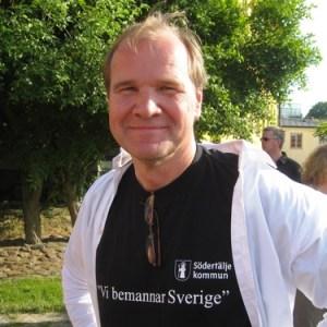 Anders Lago (S) har inom ramen för Södertäljes kommunkoncern Telge dragit i gång en rad samarbeten med näringslivet.