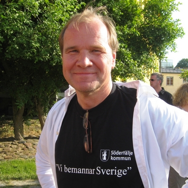 Anders Lago (S), Södertälje är en av flera nya som tar plats i SKL:s styrelse.