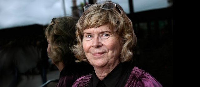 Bodil Jönsson, professor emerita.