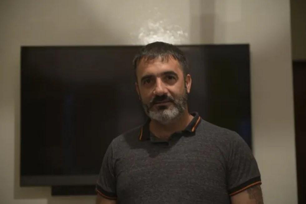 Carlos Héctor Argüelles tiene 46 años y es testigo protegido en la causa por asociación ilícita contra Esteban Alvarado.
