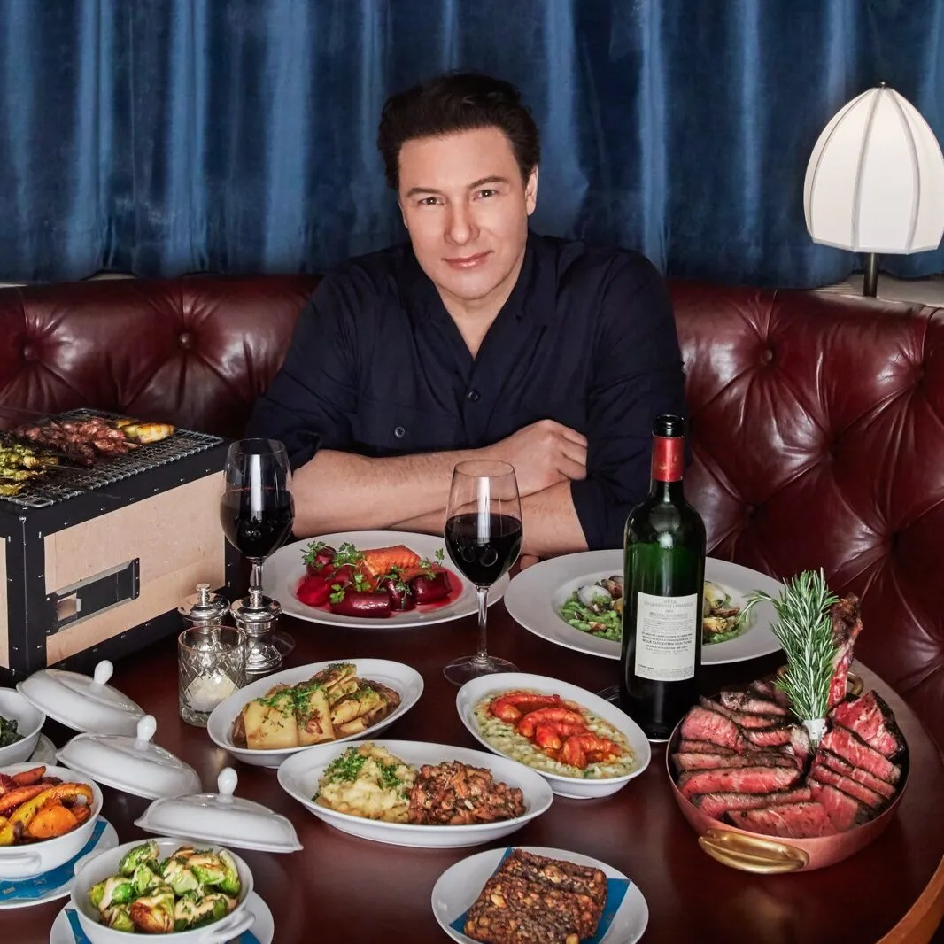 Rocco Dispirito Exclusive Interview Holidays Plans And Giving Back La Cucina Italiana