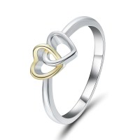 Romantic 925 Sterling Silver Promise Rings For Her ...