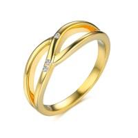Round Cut White Sapphire Women's Promise Ring - Lajerrio ...