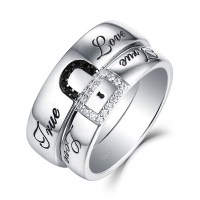 Find Cheap and Matching Promise Rings for Couples Online