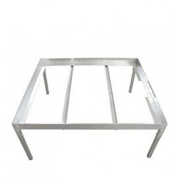 support table de culture 1x1 1 m