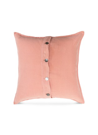 kitchen cushion covers appliances stores 靠垫 网上设计师品牌商店 lane crawford society rem亚麻靠垫套