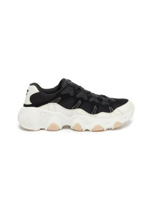 'Jagger' chunky outsole panelled sneakers