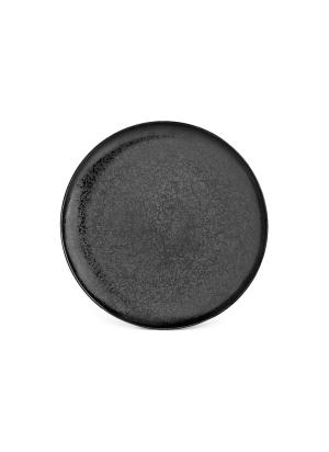 ALCHIMIE CHARGER PLATE BLACK