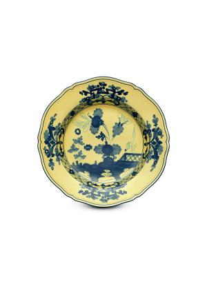 Oriente Italiano Porcelain Charger Plate - 31cm - Citrino