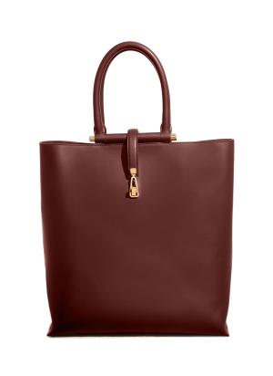 'Vevers' leather tote bag