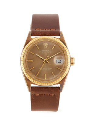 Rolex Datejust Automatic 14k yellow gold 4706284 watch