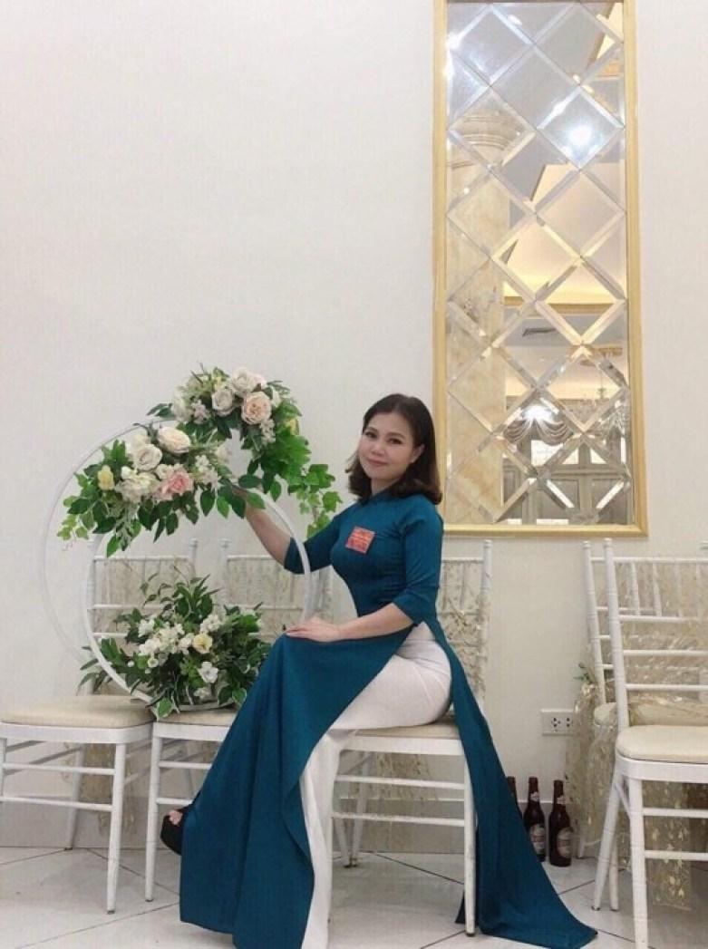 Chị Nguyễn Ngọc Thanh từng trải qua một cuộc hôn nhân với nhiều cay đắng. Ảnh: NVCC