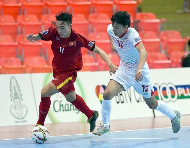 Kết quả hình ảnh cho U20 futsal Việt Nam