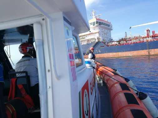 guardia costiera nave