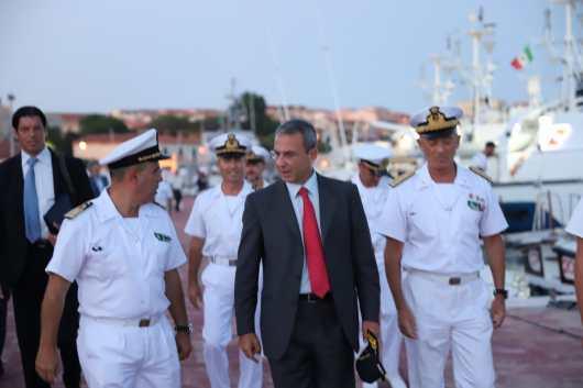 sergio costa guardia costiera