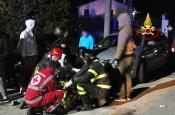 vigili fuoco vvff 115 pompieri incidente