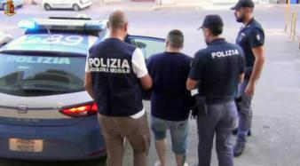 polizia ps 113 arresto suv vittoria