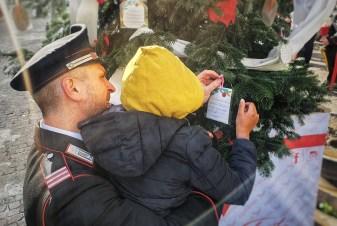 napoli carabinieri fanfara forcella albero piazza calenda