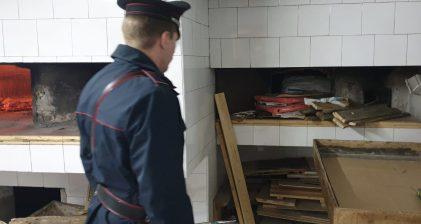 carabinieri cc 112 forno pane