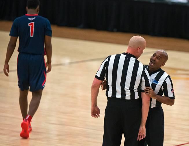 Bishop Gorman Over Findlay Prep Basketball
